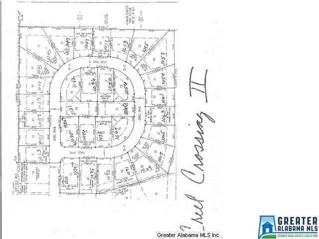 1067 Creel Dr #38, Moody, AL 35004 (MLS #635707) :: The Mega Agent Real Estate Team at RE/MAX Advantage
