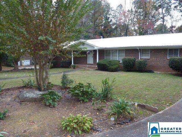 805 Maple St, Adamsville, AL 35005 (MLS #863295) :: Josh Vernon Group