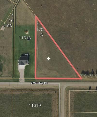 11708 Creek Top Road, Menoken, ND 58558 (MLS #404053) :: Trademark Realty