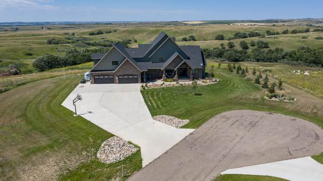9200 Pepper Circle, Bismarck, ND 58503 (MLS #405892) :: Trademark Realty