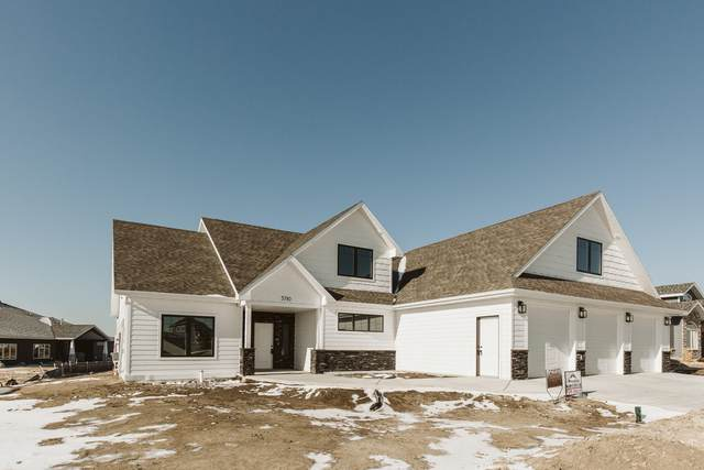 3710 Monreo Drive, Bismarck, ND 58503 (MLS #406201) :: Trademark Realty