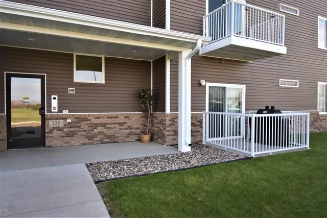 120 Santee Road #2, Bismarck, ND 58504 (MLS #406855) :: Trademark Realty
