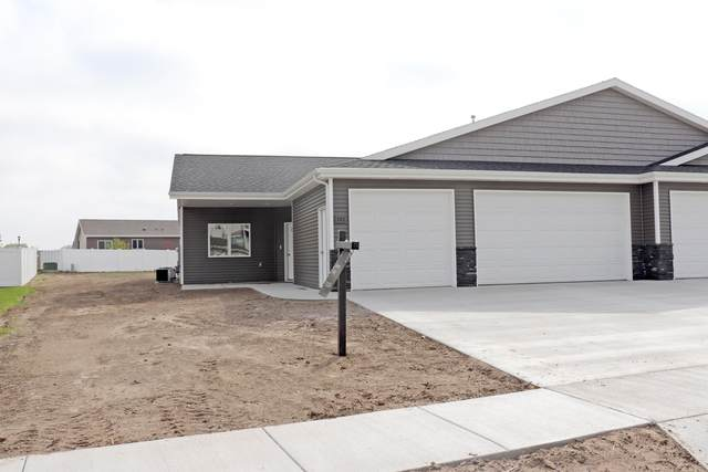 305 Irvine Loop, Bismarck, ND 58504 (MLS #406904) :: Trademark Realty
