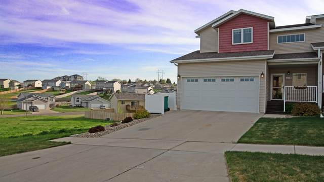 1314 35th Street N, Bismarck, ND 58501 (MLS #406922) :: Trademark Realty