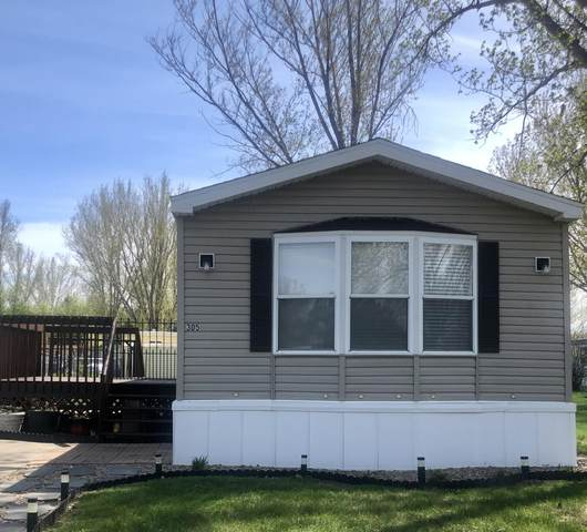 305 Oxford Drive, Bismarck, ND 58504 (MLS #406983) :: Trademark Realty