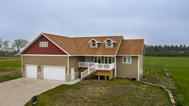 752 Franklin Drive, Garrison, ND 58540 (MLS #406991) :: Trademark Realty