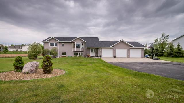 5510 Country Creek Drive, Bismarck, ND 58503 (MLS #407021) :: Trademark Realty
