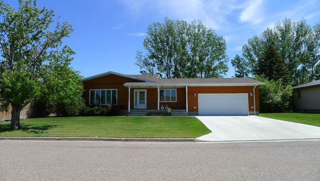1121 Sidney Road, Washburn, ND 58577 (MLS #407059) :: Trademark Realty