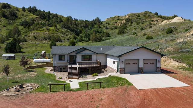 4125 Tetley Rd SW, Medora, ND 58645 (MLS #407077) :: Trademark Realty
