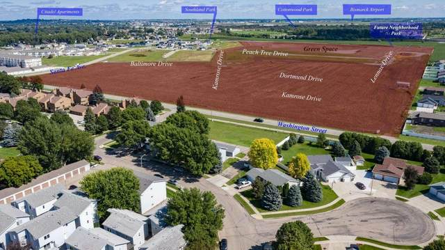 2928 Peach Tree Drive, Bismarck, ND 58504 (MLS #407086) :: Trademark Realty