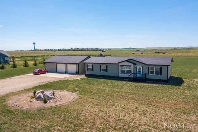 2296 Pony Express Dr., Mandan, ND 58554 (MLS #407419) :: Trademark Realty