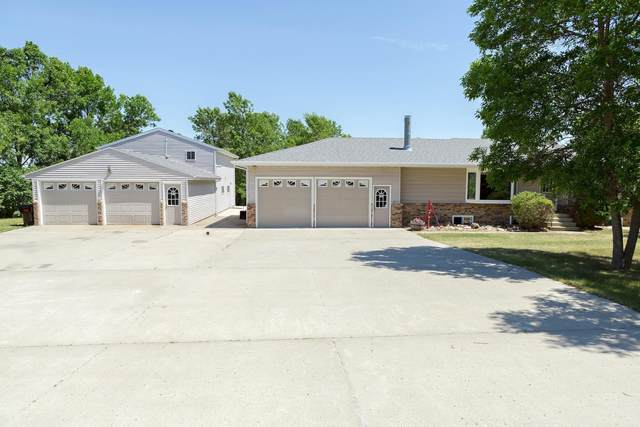 9321 Plainview Drive, Bismarck, ND 58503 (MLS #407444) :: Trademark Realty