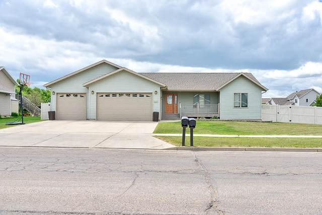631 Medora Avenue, Bismarck, ND 58503 (MLS #407447) :: Trademark Realty