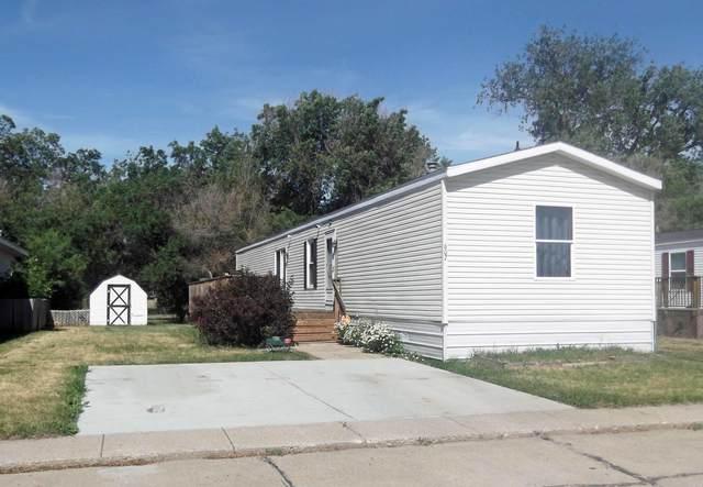 607 Meadow Lane, Mandan, ND 58554 (MLS #407495) :: Trademark Realty