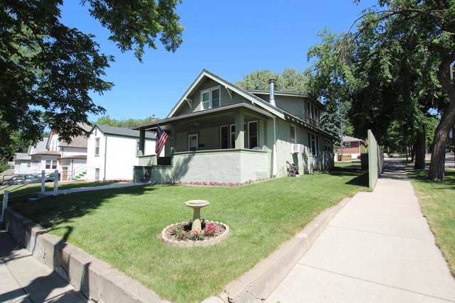 302 W Rosser Avenue, Bismarck, ND 58501 (MLS #407520) :: Trademark Realty