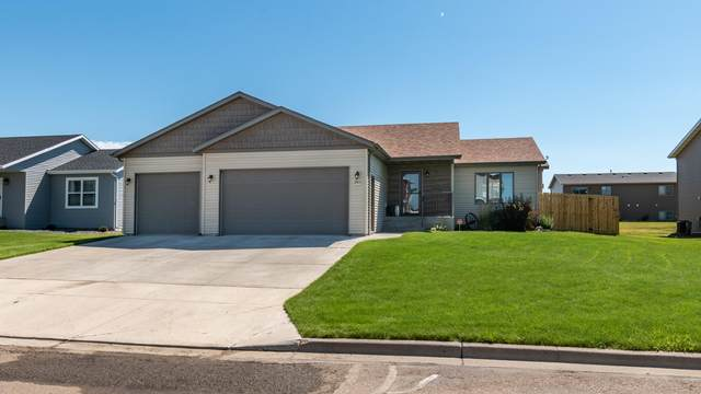 2865 Finley Street, Lincoln, ND 58504 (MLS #407522) :: Trademark Realty