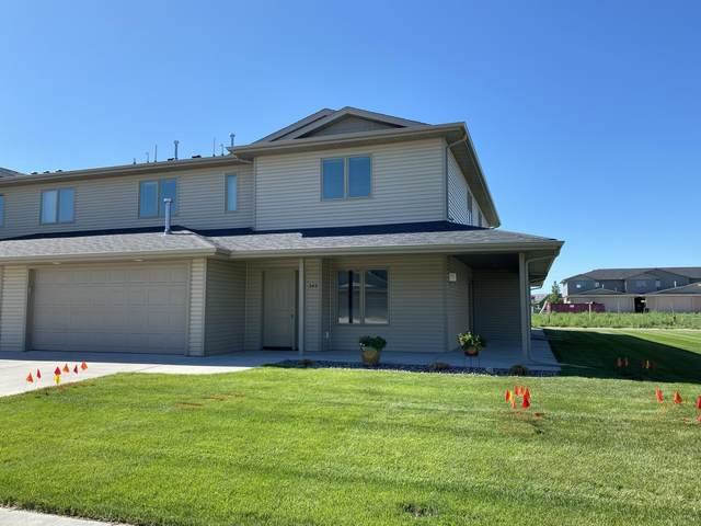 743 Mayflower Drive, Bismarck, ND 58504 (MLS #407523) :: Trademark Realty