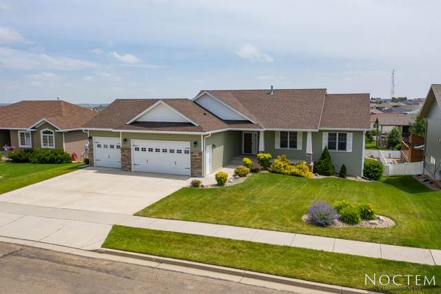 4509 Feldspar Drive, Bismarck, ND 58503 (MLS #407528) :: Trademark Realty