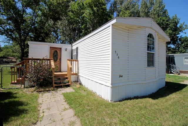536 Sherwood Lane, Bismarck, ND 58504 (MLS #407585) :: Trademark Realty