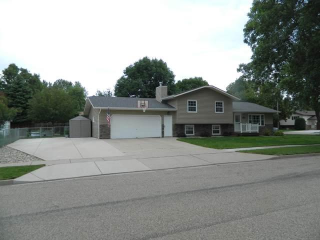 1664 Wichita Drive, Bismarck, ND 58504 (MLS #407587) :: Trademark Realty