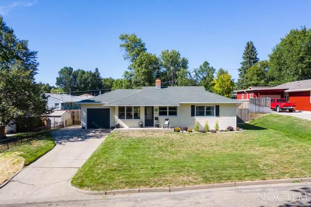 1144 S Highland Acres Road, Bismarck, ND 58501 (MLS #407929) :: Trademark Realty