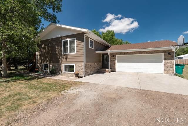 6162 Comet Lane, Bismarck, ND 58503 (MLS #407945) :: Trademark Realty