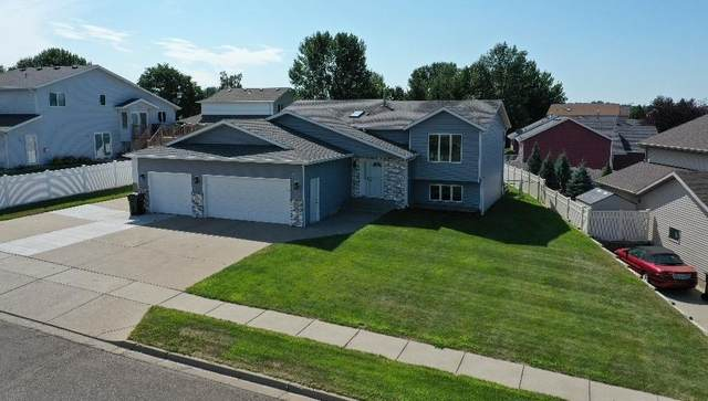 3241 Arizona Drive, Bismarck, ND 58503 (MLS #407946) :: Trademark Realty