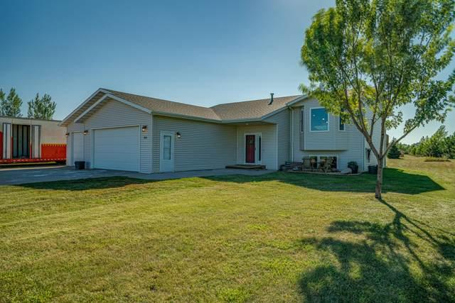 7400 Sandstone Drive, Bismarck, ND 58503 (MLS #407963) :: Trademark Realty
