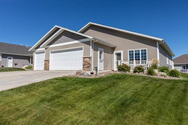 4161 Boulder Ridge Road, Bismarck, ND 58503 (MLS #407981) :: Trademark Realty