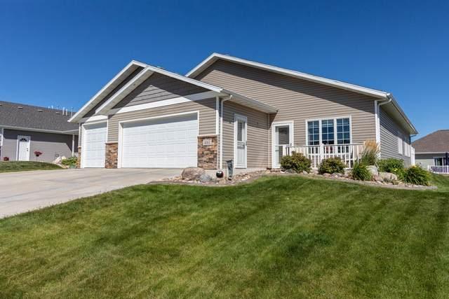 4161 Boulder Ridge Road, Bismarck, ND 58503 (MLS #407981) :: Trademark Realty