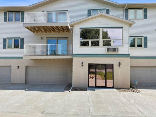 585 Brandon Place #206, Bismarck, ND 58503 (MLS #407982) :: Trademark Realty