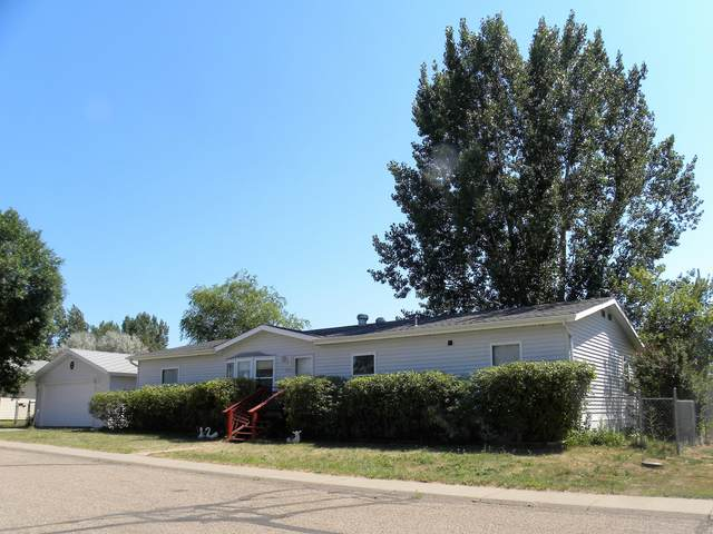 2500 Centennial Road #523, Bismarck, ND 58501 (MLS #407984) :: Trademark Realty