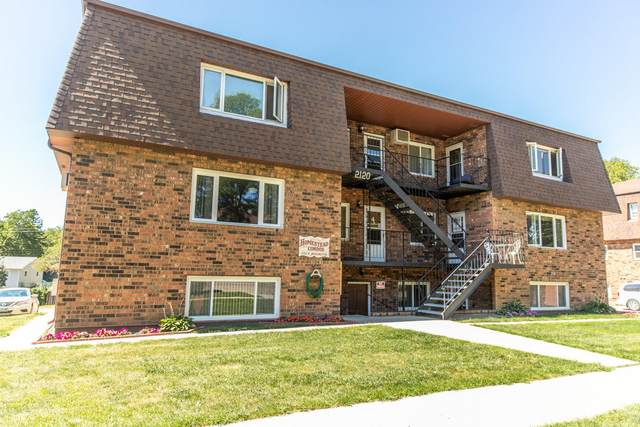 2120 N Washington Street #8, Bismarck, ND 58501 (MLS #408221) :: Trademark Realty