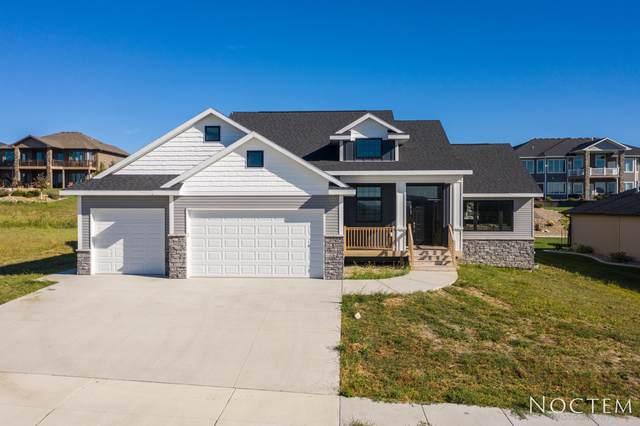3811 Powder Ridge Drive, Bismarck, ND 58503 (MLS #408317) :: Trademark Realty