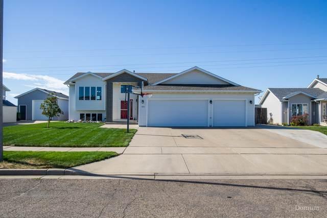 1015 Plainview Drive SE, Mandan, ND 58554 (MLS #408346) :: Trademark Realty