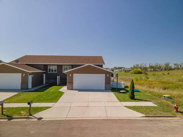 4549 30th Avenue NW, Mandan, ND 58554 (MLS #408392) :: Trademark Realty