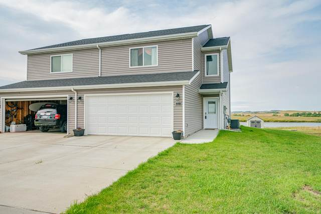 4405 47th Street NW, Mandan, ND 58554 (MLS #408409) :: Trademark Realty