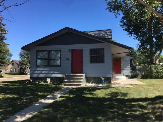 621 Main Street, Stanton, ND 58571 (MLS #408444) :: Trademark Realty