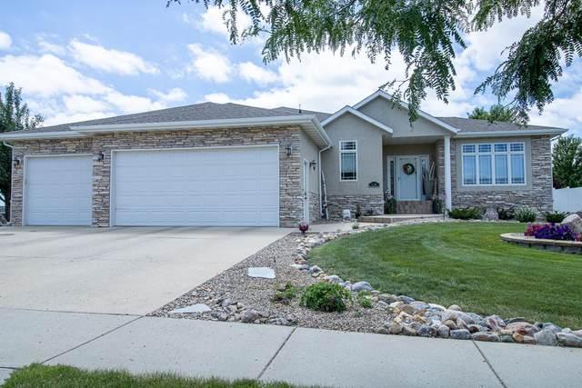 630 Cottonwood Loop, Bismarck, ND 58504 (MLS #408449) :: Trademark Realty