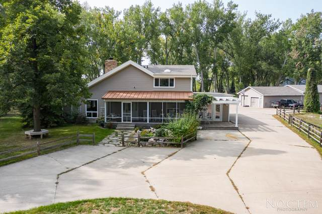15180 Sundown Drive, Bismarck, ND 58503 (MLS #408461) :: Trademark Realty