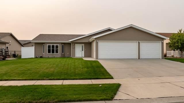 3228 Frost Lane, Bismarck, ND 58503 (MLS #408467) :: Trademark Realty