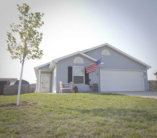 3010 Whitlow Street, Lincoln, ND 58504 (MLS #408504) :: Trademark Realty