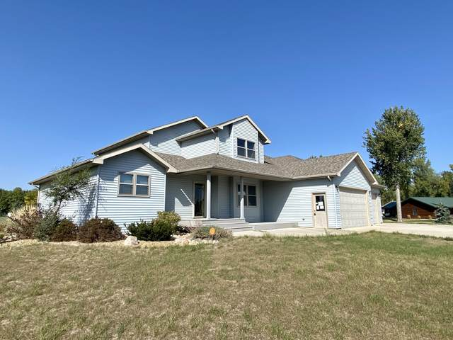 8500 Burnt Creek Island Road, Bismarck, ND 58503 (MLS #408507) :: Trademark Realty