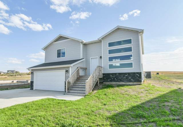 601 Cobblestone Loop SW, Mandan, ND 58554 (MLS #408513) :: Trademark Realty