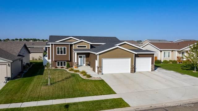 3320 Northrop Drive, Bismarck, ND 58503 (MLS #408515) :: Trademark Realty