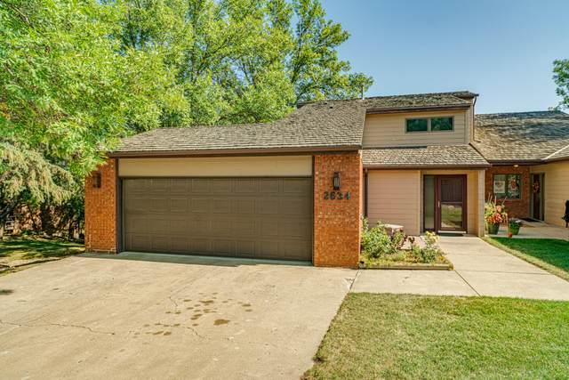 2634 Divide Avenue E, Bismarck, ND 58501 (MLS #408519) :: Trademark Realty