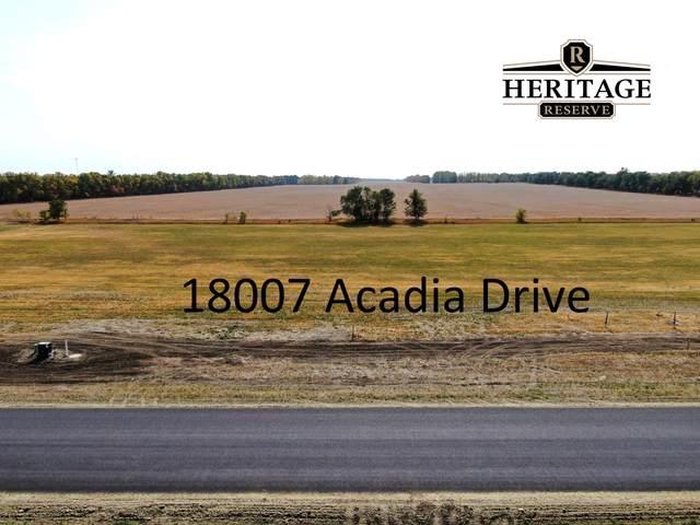 18007 Acadia Drive, Bismarck, ND 58503 (MLS #408627) :: Trademark Realty