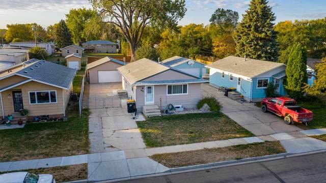 811 Lincoln Avenue, Bismarck, ND 58504 (MLS #408723) :: Trademark Realty