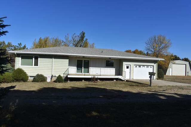 960 12th Avenue NE, Denhoff, ND 58430 (MLS #408761) :: Trademark Realty