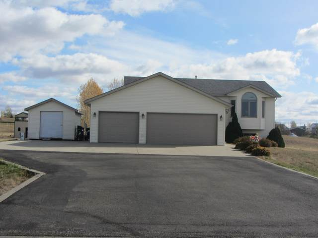5755 Prairiewood Drive, Bismarck, ND 58504 (MLS #408803) :: Trademark Realty